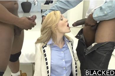 Fekete pasis szex - Emily Kae