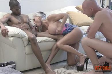 Interracial cuckold szex - Sally Dangelo