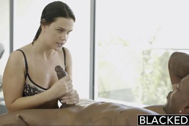 Fekete pasis szex - Roxy Raye