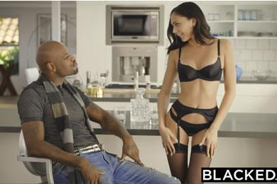 Fekete pasis szex - Ariana Marie