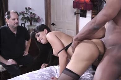Interracial cuckold szex - Mercedes Carrera