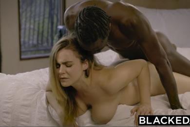Fekete pasis szex - Natasha Nice