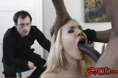 Interracial cuckold szex - Olivia Austin