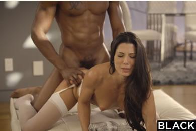 Fekete pasis szex - Alexa Tomas
